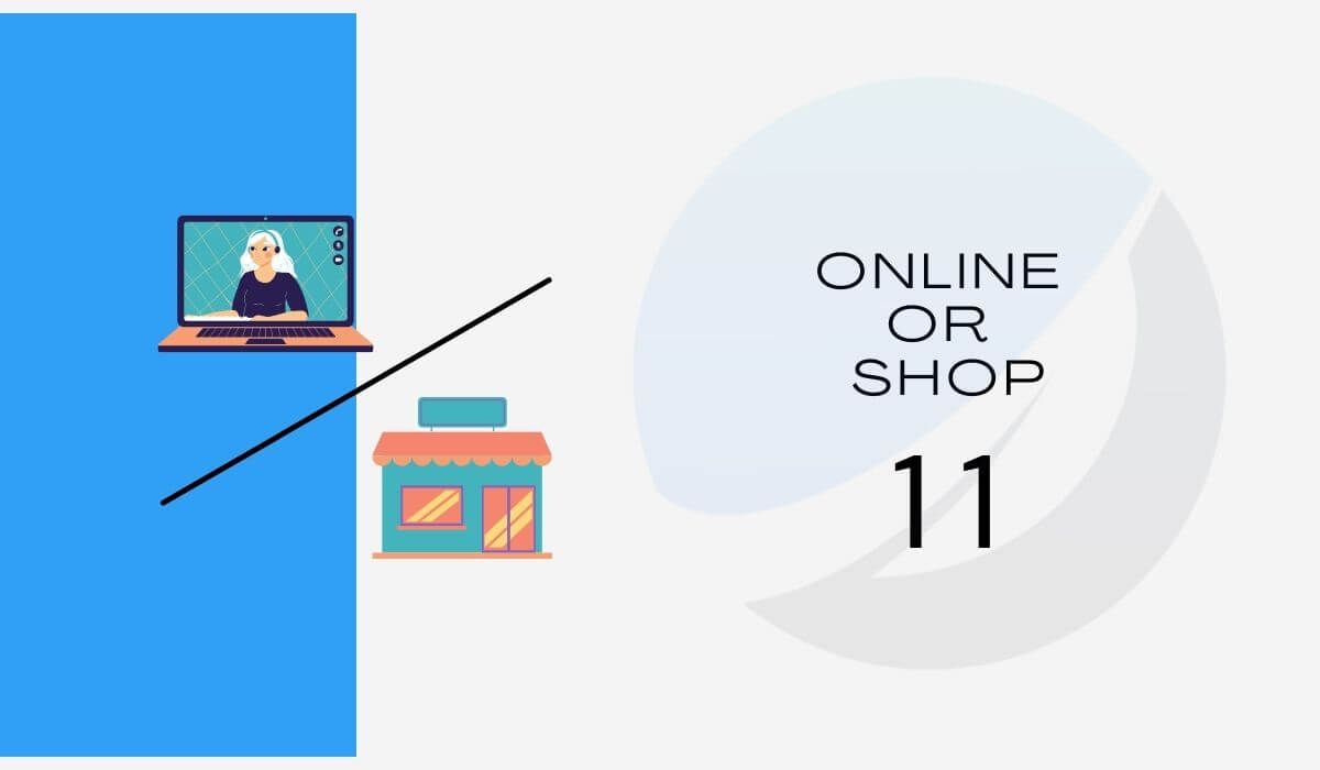Online business or Shop launch?