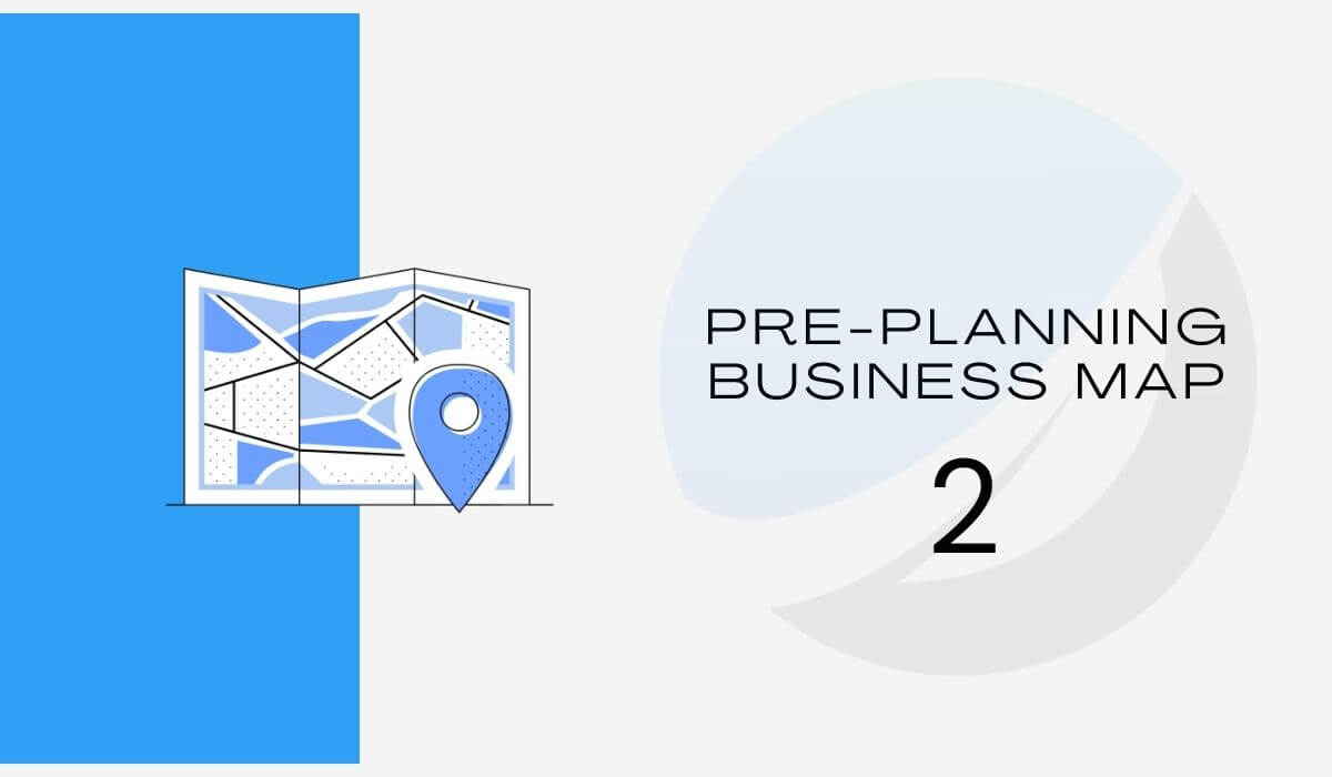 Preplanning of a business map for Clothing Line