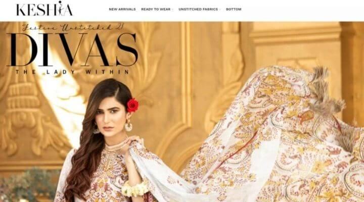 Keshia Clothing Brand