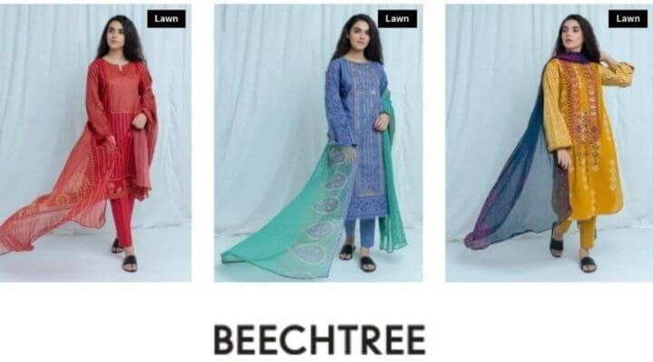 beechtree clothing brand of pakistan