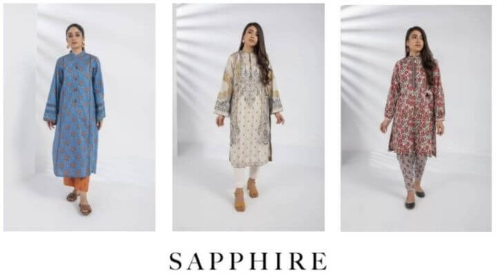 sapphire clothing