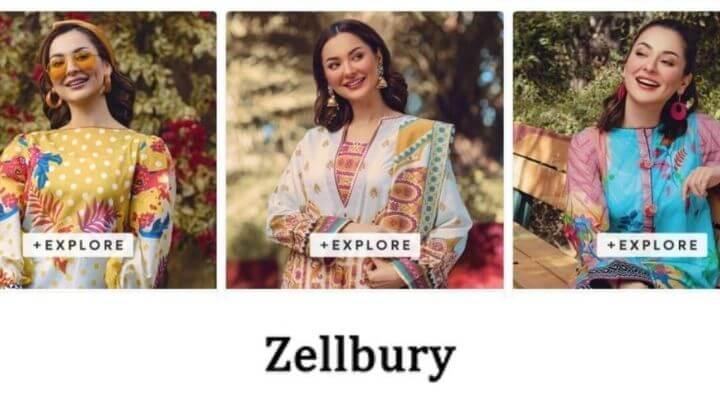 zellbury clothing business